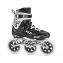 Fitness kolečkové brusle FILA SKATES-HOUDINI 125 BLACK / WHITE -