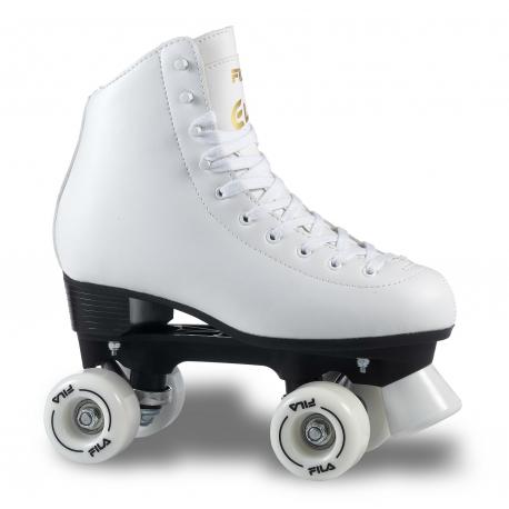 Dámske 4-kolieskové korčule FILA SKATES-EVE UP WHITE