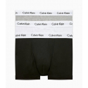 Pánske boxerky CALVIN KLEIN-CK LOW RISE TRUNKS-3 pack-Black, White, Grey -