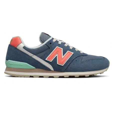 Dámska vychádzková obuv NEW BALANCE-WL996COM