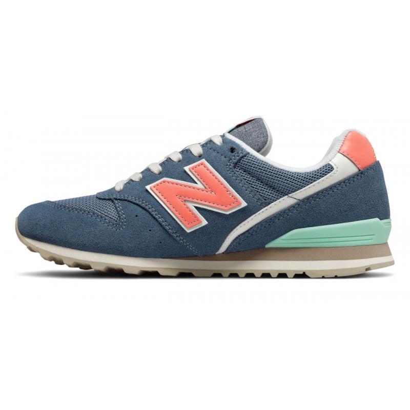 Dámska vychádzková obuv NEW BALANCE-WL996COM -