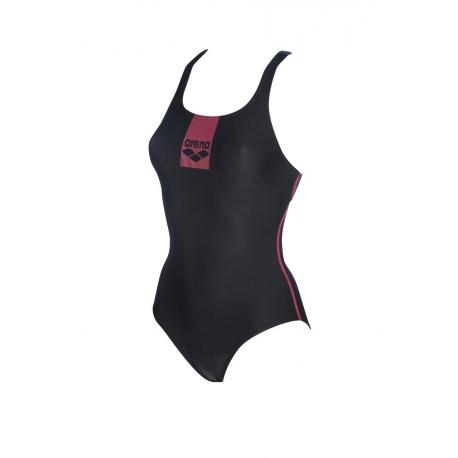 Dámske plavecké jednodielne plavky ARENA-W BASICS SWIM PRO BACK ONE PIECE Black I
