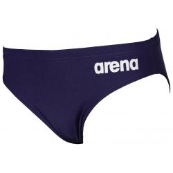 Chlapčenské plavecké plavky ARENA-B SOLID BRIEF JR Blue