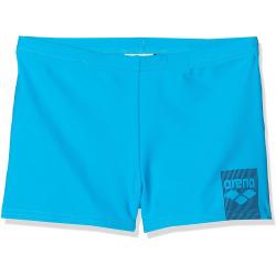 Chlapčenské plavecké boxerky ARENA-B BASICS JR SHORT Blue