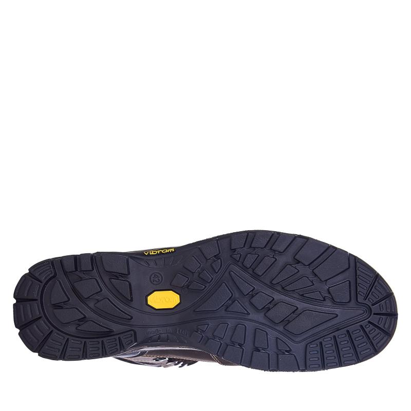 Pánska turistická obuv vysoká GRISPORT-More III light brown -