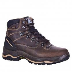 Pánska turistická obuv vysoká GRISPORT-More III light brown