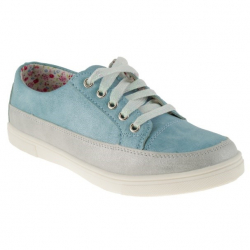 Detská rekreačná obuv WOJTYLKO-Bains blue