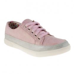 Dětská rekreační obuv WOJTYLKO-Bains pink