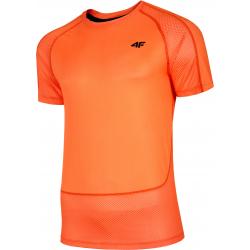 Pánske tréningové tričko s krátkym rukávom 4F-MENS FUNCTIONAL T-SHIRT-H4L20-TSMF014-70S