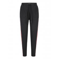Dámske teplákové nohavice VOLCANO-N-VIOL-BLACK