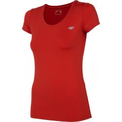 Dámske tréningové tričko s krátkym rukávom 4F-WOMENS FUNCTIONAL T-SHIRT-NOSH4-TSDF002-62S