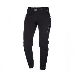 Dámske turistické nohavice NORTHFINDER-BALSTA-black