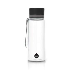 Láhev Equa-Plain Black, 600 ml