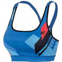 Dámska tréningová športová podprsenka 4F-SPORTS BRA-H4L20-STAD007-20A