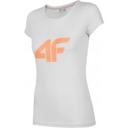 Dámske tréningové tričko s krátkym rukávom 4F-WOMENS T-SHIRT-NOSH4-TSD005-10S