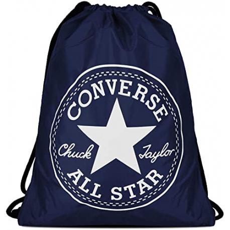 Vrecko na prezúvky CONVERSE-Flash Gymsack Blue