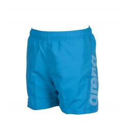 Chlapčenské plavky ARENA-FUNDAMENTALS LOGO JR BOXER Blue