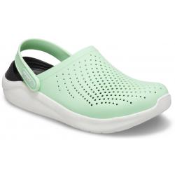 Kroksy (rekreačná obuv) CROCS-LiteRide Clog neo mint/almost white