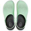 Kroksy (rekreačná obuv) CROCS-LiteRide Clog neo mint/almost white -