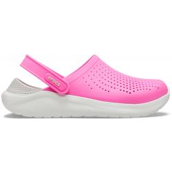Kroksy (rekreačná obuv) CROCS-LiteRide Clog electric pink/almost white