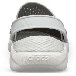 Kroksy (rekreačná obuv) CROCS-LiteRide Clog smoke/pearl white