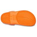 Kroksy (rekreační obuv) CROCS-Crocband orange / white -