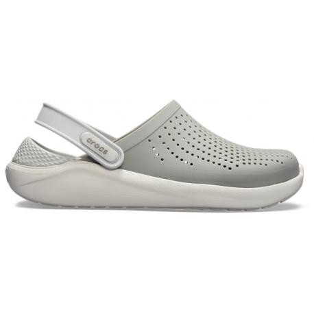 Kroksy (rekreačná obuv) CROCS-LiteRide Clog smoke/pearl white (EX)