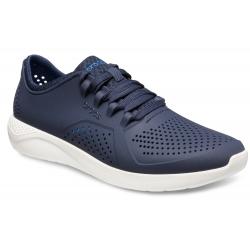 Pánska rekreačná obuv CROCS-LiteRide Pacer M navy/white