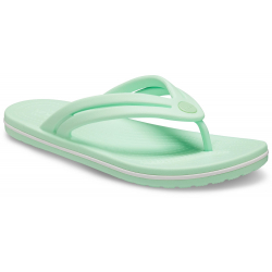 Dámske žabky (plážová obuv) CROCS-Crocband Flip W neo mint