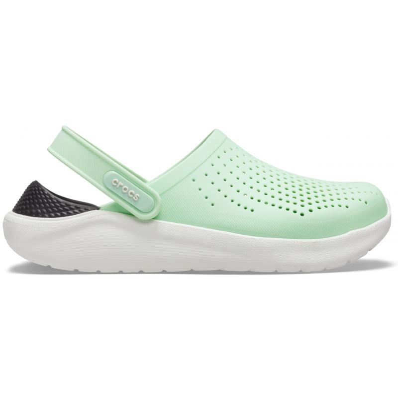 Kroksy (rekreačná obuv) CROCS-LiteRide Clog neo mint/almost white (EX) -