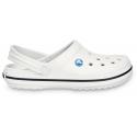 Kroksy (rekreačná obuv) CROCS-Crocband white (EX) -