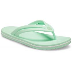 Dámské žabky (plážová obuv) CROCS-Crocband Flip W neo mint (EX)
