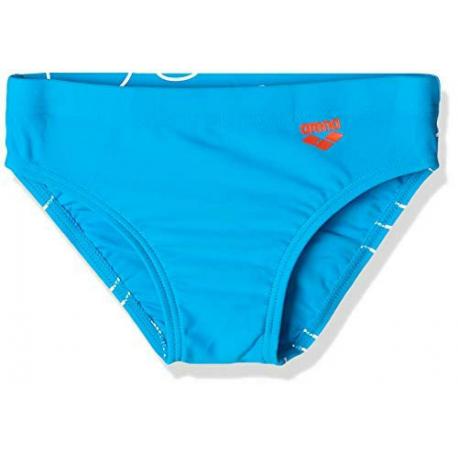 Chlapčenské plavecké plavky ARENA-KIDS BOY BRIEF Blue II