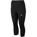 Dámské tréninkové 3/4 kalhoty 4F-WOMENS FUNCTIONAL TROUSERS-NOSH4-SPDF002-20S -