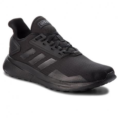 Pánska športová obuv (tréningová) ADIDAS-Duramo 9 cblack/cblack/cblack (EX)