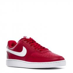 Pánská vycházková obuv NIKE-Court Vision Low gym red / white