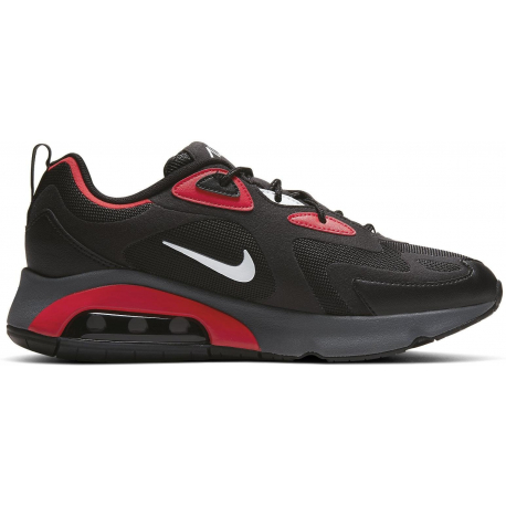 Pánska rekreačná obuv NIKE-Air Max 200 black/red