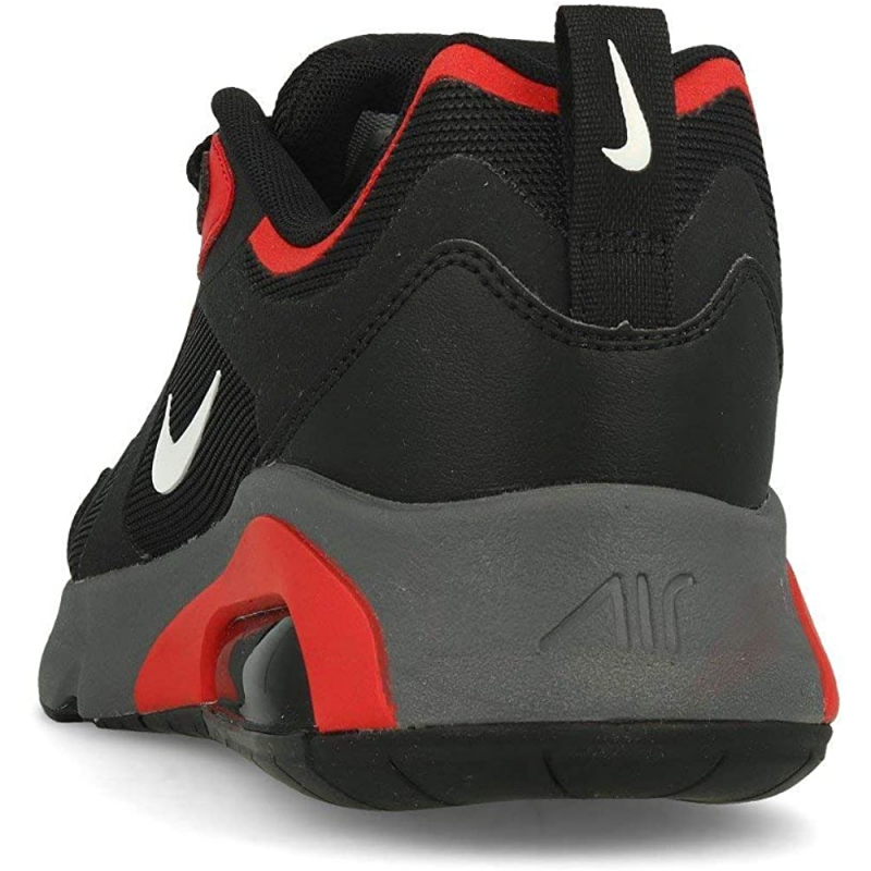 Pánska rekreačná obuv NIKE-Air Max 200 black/red -
