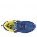 Detská rekreačná obuv AUTHORITY KIDS-Milton navy/yellow -