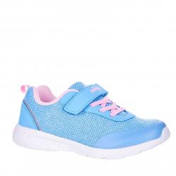 Detská rekreačná obuv AUTHORITY-Dorie blue/pink