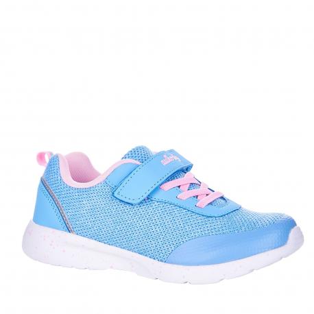 Detská rekreačná obuv AUTHORITY KIDS-Dorie blue/pink
