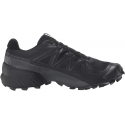 Pánska trailová obuv SALOMON-Speedcross 5 GTX black/black/phantom (EX) -