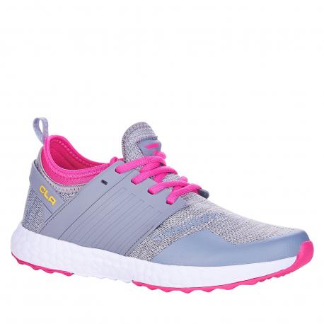 Dámská sportovní obuv (tréninková) READYS-Matina grey / pink