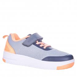 Detská rekreačná obuv AUTHORITY KIDS-Accendo grey/pink