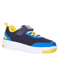 Detská rekreačná obuv AUTHORITY-Accendo black/blue