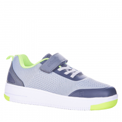 Detská rekreačná obuv AUTHORITY KIDS-Accendo grey/green