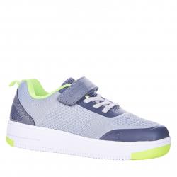 Dětská rekreační obuv AUTHORITY-Accendo grey / green