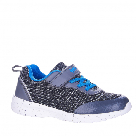 Detská rekreačná obuv AUTHORITY KIDS-Mervick grey/blue