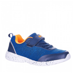 Detská rekreačná obuv AUTHORITY-Mervick blue/orange