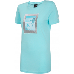 Dámske tričko s krátkym rukávom 4F-WOMENS T-SHIRT-H4L20-TSD026-47S